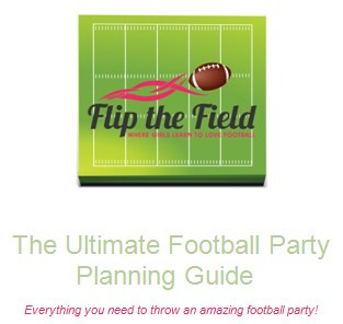 perfect football party