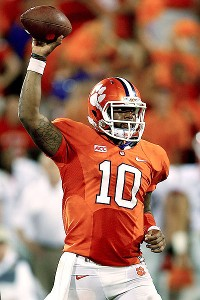 Tajh Boyd, Streeter Lecka Getty Images Photo