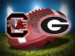 Georgia South Carolina