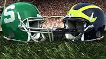 Michigan Michigan State Rivalry