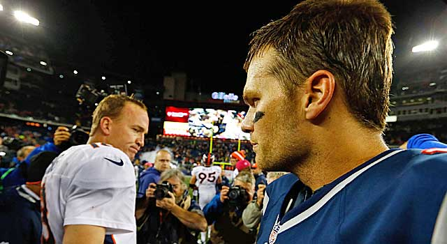 NFC AFC Brady Manning