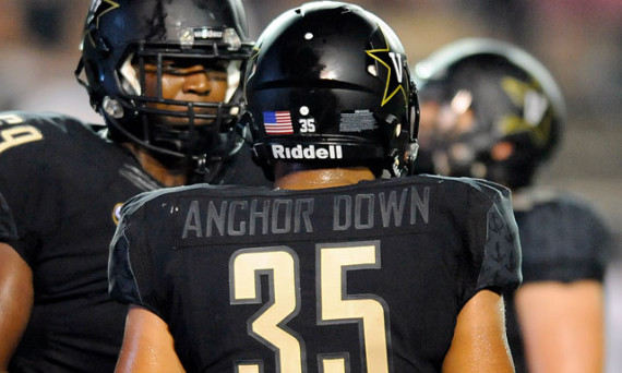 Vanderbilt Jersey Controversy
