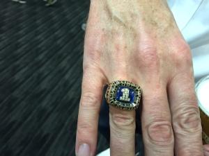 Georgia Tech National Championship Ring